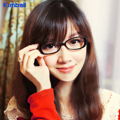 Kimball gentle fashion myopia eyeglasses frame picture frame female commercial glasses butterfly glasses(China (Mainland))