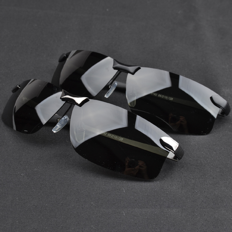 2012 gradient polarized sunglasses male sunglasses fashion sunglasses driving mirror special mirror(China (Mainland))