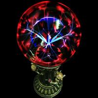 5 magic plasma lamp novelty plasma ball moneyball lightning ball induction