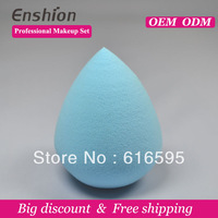 Hot!!! Enshion latex-free high quality colorful makeup puff makeup sponge puffs