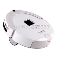 ( Free To Singapore) Auto Robot Vacuum Cleaner Mini Style Brand New 4 In 1 Multifunctional
