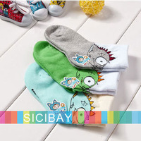 Free Shipping Little Boy Clothes Baby Socks Boy Cartoon Socks,10-11CM  K0945
