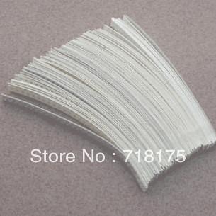Free Shipping RC0805 0805 Series YAGEO Resistor 63 Types 0805 Series muRata Capacitor 17 Types(China (Mainland))