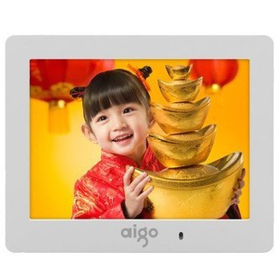 Patriot digital photo frame 8 hd electronic photo album dpf928 clock calendar(China (Mainland))