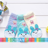 New Free Shipping Little Girl Cotton Socks Pretty Cozy Kids Socks Cute Wear,17CM  K0948