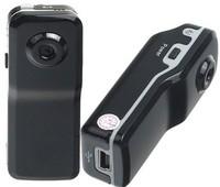 Free Shipping 1pcs Plastic Mini DVR Cam Camcorder Hidden Wireless Camera 720*480 Micro Video Recorder