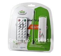 Mini USB 2.0 Digital HD TV Receiver DVB-T Stick RTL2832U Support FM DAB SDR MPEG-2 MPEG-4 H.264 50-1800MHz For PC Laptop