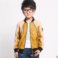 In 2013 the new to the children - PU jacket boy.ZJ024