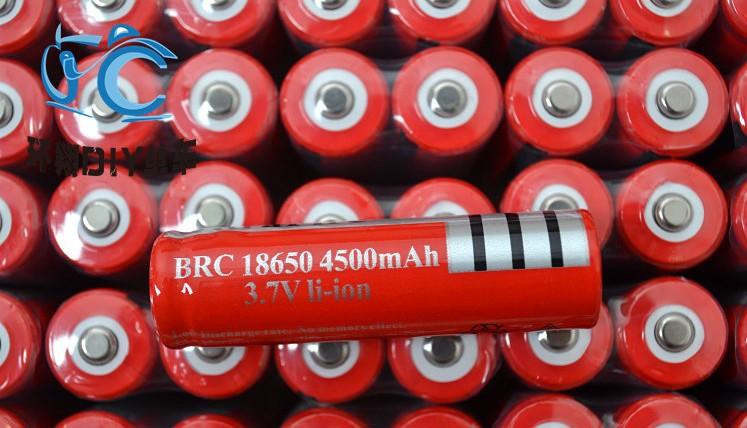 Сингапур пост, 10pcs/lot ultrafire 18650 4.2V