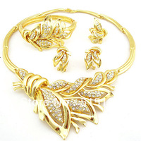many big stone jewelry ses african gold  fashion jewelry sets color guranteed super quality jewery set high quality jewelry set