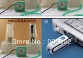 Mini USB Auto Fresh Ionic Air Purifier Office Use Ozone Oxygen Bar Anion Ionizer(China (Mainland))