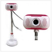 Free shipping 5pieces/lot camera 8 million pixels with a microphone computer video camera