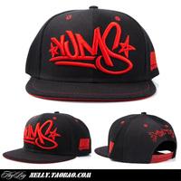 Yums cap hiphop hat snapbacks hiphop hip-hop cap bboy flat-brimmed hat