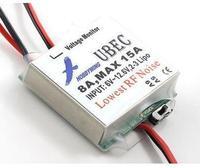 Hobbywing  UBEC-8A (2-3S)  MAX 15A switch-mode DC-DC regulator 3A