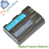 2pcs/lot for canon bp511 battery for Canon 5D digital camera free shipping