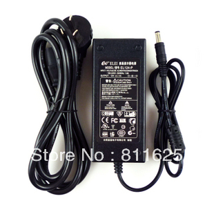US/UK/AU/EU Plug AC 100-240V DC 12V 5A 60W Led Strip Light SWITCHING Adapter Power Supply(China (Mainland))