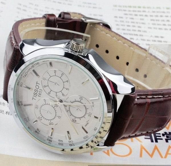 Hot Sale Luxury Wrist Watch Men Gift(China (Mainland))
