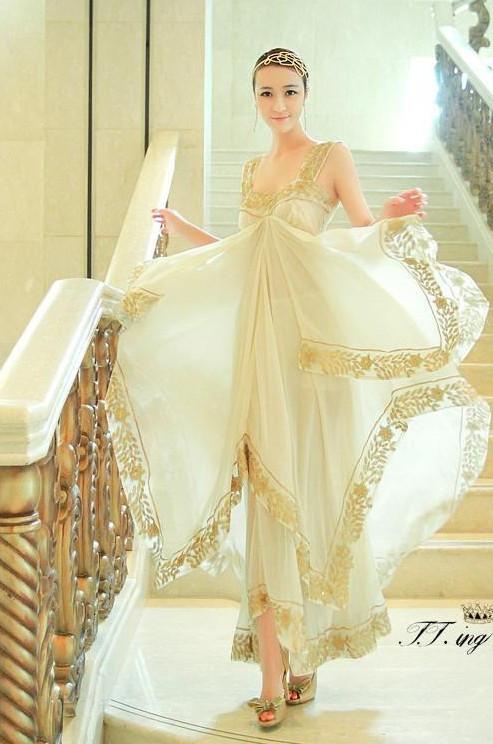 Bohemian Style Prom Dresses Traffic Club