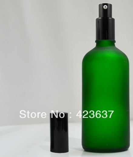 Dropship 100% Original Brand Glass Perfume Bottles 100ml ,Free Shipping !(China (Mainland))