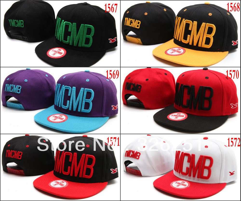 Hot sell..Basketball Snapback ,Adjustable YMCMB Hats Baseball football Snapback YM Caps(China (Mainland))