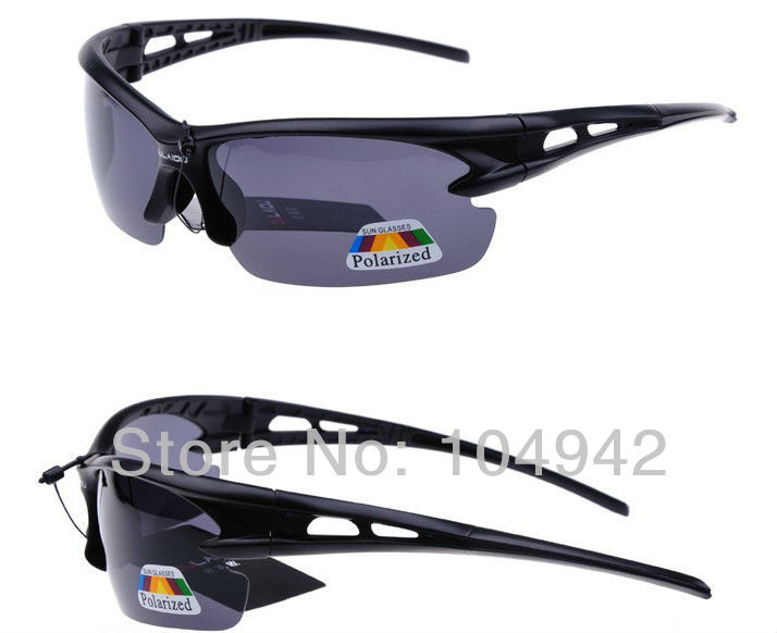 Free shipping!!2013 new arrival polarized sunglasses skiing driving Motorcycle war game goggles fishing cycling Glasses eyewear(China (Mainland))