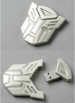 Transformer Autobot Metal USB Flash Memory Drive(Stick/Pen/Thumb)