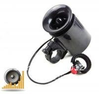 Cycling Bike Bicycle Ultra-loud Electronic Horn Bell Ring Alarm 6 Sounds Siren(China (Mainland))