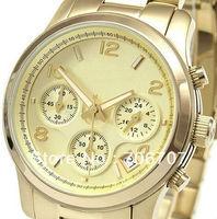 2013 New Arriva Watch Rose Gold For Women Black Men Fashion Diamond Wristwatch Janpan Quartz 4Colors PIM003