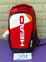 New Man Backpack/Knapsack,Tour Team,Tennis/Badminton Bag,Polyester/ Nylon,Sports Backpack,Racket Pack,Great Quality,Freeship