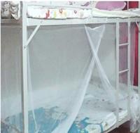 Card summer mosquito net student mosquito net single double mosquito net single-door