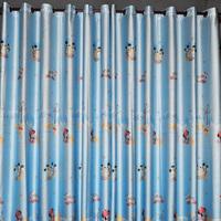 Cartoon MICKEY MOUSE eco-friendly curtain child real curtain