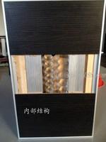 Bosporus glass partition wall door aluminum edge cover aluminum honeycomb door bag