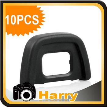 Free shipping 10PCS DK-23 EyeCup for Nikon D7000 D5000 D3000  D80 D70s D70 D60 D300 D200 D100