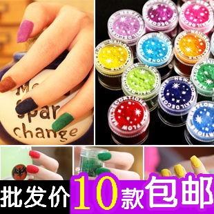 free shipping 12pcs 4200 velvet wool noble elegant nail art nail polish oil velvet candy color velvet nail polish oil