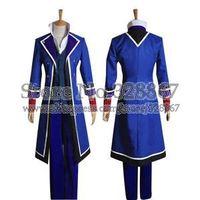 K Saruhiko Fushimi Cosplay Costume W0111