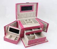 wedding favors and gifts leather jewelry box