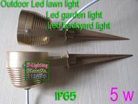 5W led lawn lamp solar outdoor lighting solar garden light, waterproof ip65 high quality 12V 24V by B-Lighting warm white white