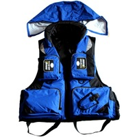 2012 thickening fishing life vest fishing vest fishing multi-pocket vest fishing services disassembly