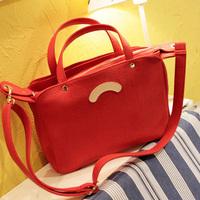 2013 all-match moon bags one shoulder fashion women's fashion handbag bags bag messenger bag