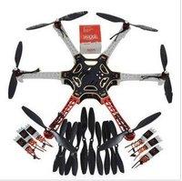 DJI F450 MultiCopter Quadcopter Frame Kit Combo with ESC Motor Propeller  free shipping