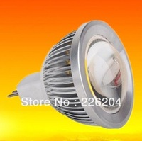 220V 230V 240V 5W MR16 GU5.3  Rotundity light led bulb ceiling light Spotlight CE&RoHS 2 years warranty