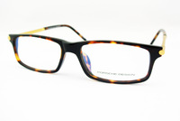 Eyeglass Frames Men's & Women Tortoise Full-Rim Glasses Optic Eyeglasses Prescription Frame P8135