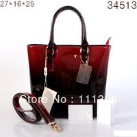2013 fashion women handbags high quality mini totes designers for woman genuine PU leather brand handbag free shipping.5 colors