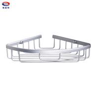 Gweat space aluminum bathroom hardware accessories space aluminum basket single tier 7310 trigonometric