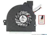 Laptop CPU Cooler Fan For Toshiba DC280009SD0 KSB0505HB-AK51 DC5V 0.40A
