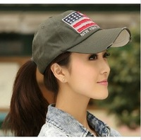 Best selling ladies fashion hats Baseball Cap casual Hat embroidery cotton Hat free shipping