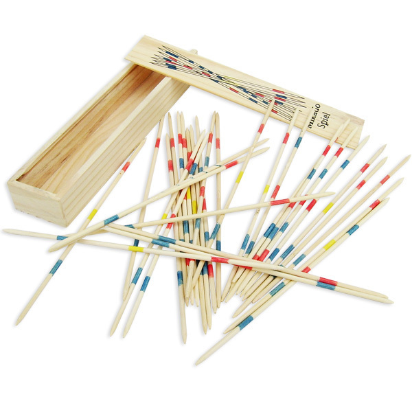 Classic traditional toys puzzle wooden stick game educational toys 0062(China (Mainland))