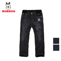 Bob DOG child jeans male child children's clothing trousers male child spring 2013 male child denim trousers