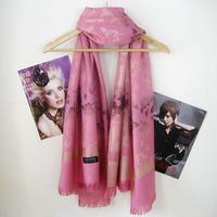 2014 women's air conditioning sun cape fashion jacquard scarf cape multi-purpose !