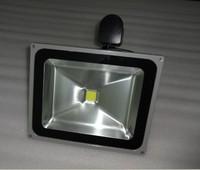 50W PIR Motion Sensor LED Flood light;AC85V-265V input
